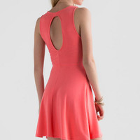 Jaden Solid Dress