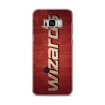 Washington Wizards Text Samsung Galaxy S8 | Galaxy S8 Plus case