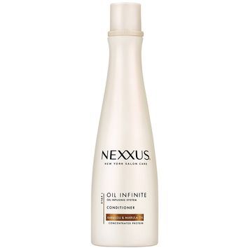 Nexxus Oil Infinite Restoring Conditioner, Oil Infusing 13.5 oz
