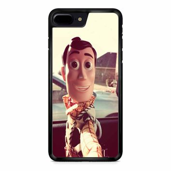Disneyland Toy Story Woody Selfie 2 1 iPhone 8 Plus Case
