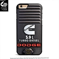 DODGE CUMMINS 5.9 L iPhone 5s 5c 6s 6 Plus Case, iPod Case, iPad Case, Samsung Case, HTC Case, Sony Xperia Case, Nexus Case, LG cases