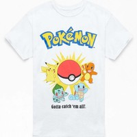 Pokemon Buddies T-Shirt | PacSun