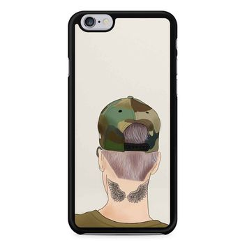 Justin Bieber Drawing iPhone 6/6S Case