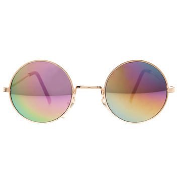 The Tie Die Sunglasses