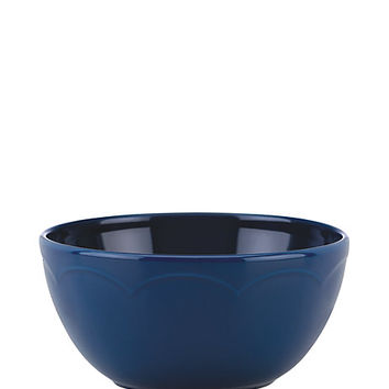 Kate Spade Sculpted Scallop Soup/Cereal Bowl