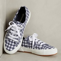Superga Gingham Calico Sneakers
