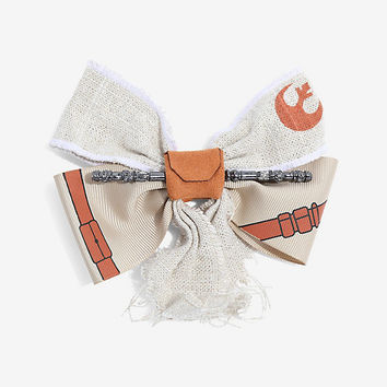 Star Wars: The Force Awakens Rey Cosplay Hair Bow