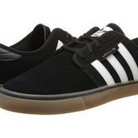 adidas Skateboarding Seeley Core Black/FTWR White/Gum 4 - Zappos.com Free Shipping BOTH Ways