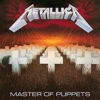 Master Of Puppets Remastered - Metallica, CD