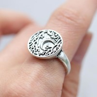 Shop Dixi Boho Ring | Moon Forest Bohemian Ring