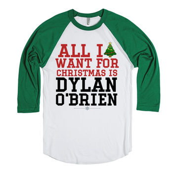 All I Want For Christmas - Dylan O'Brien