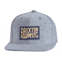 Brixton Coventry Mens Snapback Hat