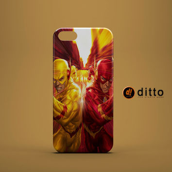 FLASH PROFESSOR ZOOM Design Custom Case by ditto! for iPhone 6 6 Plus iPhone 5 5s 5c iPhone 4 4s Samsung Galaxy s3 s4 & s5 and Note 2 3 4