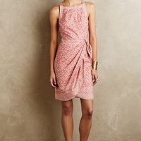 Margate Dress by HD in Paris Red Motif