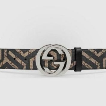 GUCCI BELT BELT WITH BUCKLE WITH BOX 411924