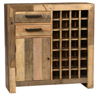 Classic Home Furniture - Omni Wine Cabinet in Natural - 52003520