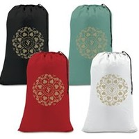 Seda France Jardins College Laundry Bag - Unique College Dorm Space Saving Laundry Supplies