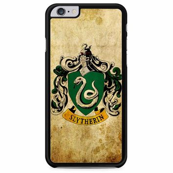 Slytherin Crest Harry Potter iPhone 6 Plus/ 6S Plus Case