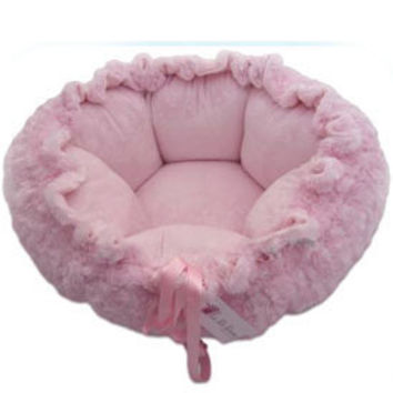 Dog Bed-Puppy Beds, Nest Dog Bed, Burrow Dog Beds, Dogs Bed, Small Dog Beds, Small Pet Beds