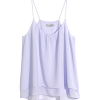 Double-layer Tank Top - from H&M