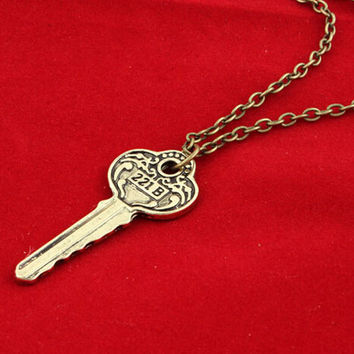 221B Sherlock Old Necklace Uniquenacklace-38