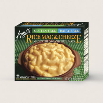 Amy's Dairy Free Rice Mac and Cheeze