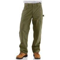 Carhartt Double Front Canvas Work Dungaree Pant - Men's