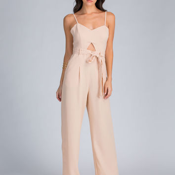 One Hit Wonder Palazzo Jumpsuit