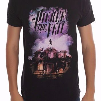 Pierce The Veil COLLIDE WITH THE SKY T-Shirt NEW Authentic & Licensed