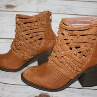 New Free People Carrera Bootie Boot