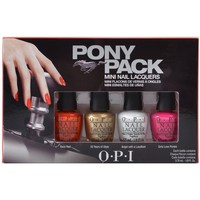 OPI Nail Lacquer - Pony Pack Mini (Ford Mustang 2014 Collection)