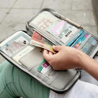 Cool Multifunctional Ticket Passport Holder
