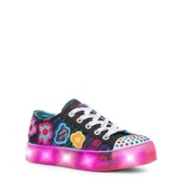 Skechers Twinkle Brites Dizzy Daisy Girls Toddler & Youth Light-Up Sneaker