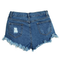 Summer Sexy Jean Shorts