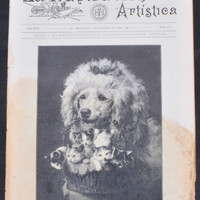 illustrated ARTS  Barcelona Spain December 3rd 1894 by LifesColors