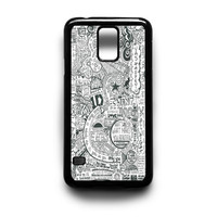 One Direction Fan Samsung Galaxy S3 S4 S5 Note 2 3 4 HTC One M7 M8 Case
