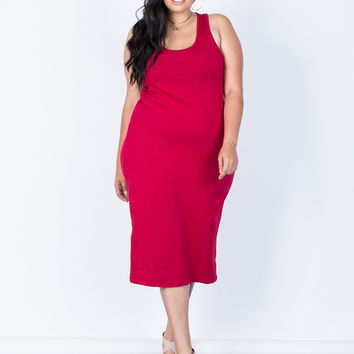 Plus Size The Essential Dress