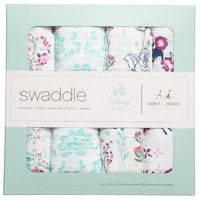 Disney 'Bambi' Muslin Swaddle Blankets (Pack of 4)