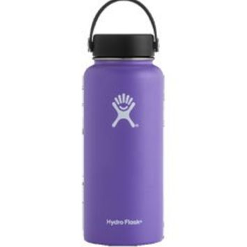 Hydro Flask 32 oz Wide Mouth Insulated Bottle | Campmor