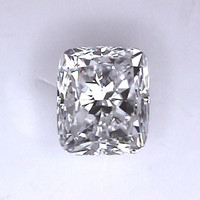 0.90ct ct F-VVS2 Loose Diamond Cushion 900,000 GIA certified Diamonds Engagement Anniversary Ring