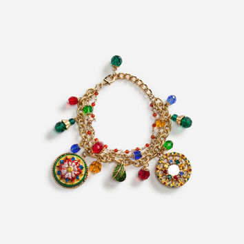 Jewellery and Bijoux for Women | Dolce&Gabbana - CART BRACELET