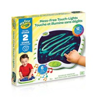 Crayola - My First Crayola Mess-Free Touch-Lights