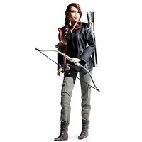 Mattel 2012 Hunger Games Katniss Everdeen Barbie Doll