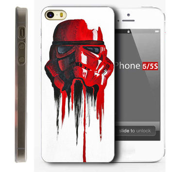 Star Wars Stormtrooper Phone Case for Iphone 5 5s