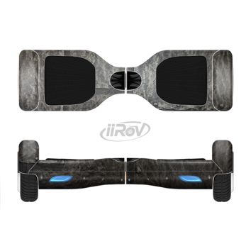 The Bolted Steel Plates Full Body Skin Set for the Smart Drifting SuperCharged Transportation iiRov