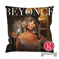 Beyonce Tour 2014 Cushion Case / Pillow Case