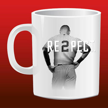 Respect Derek Jeter for Mug Design
