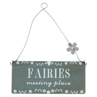 Fairies Meeting Place Hanging Decoration