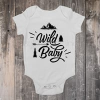 Wild Baby - Boho Baby Outfit