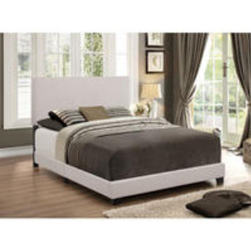 Empire Upholstered Panel Bed - Size: King - Sears